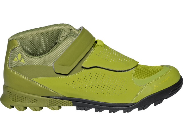 VAUDE AM Downieville Mid Shoes Unisex holly green/green pepper
